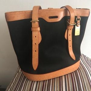 Downey canvas bag